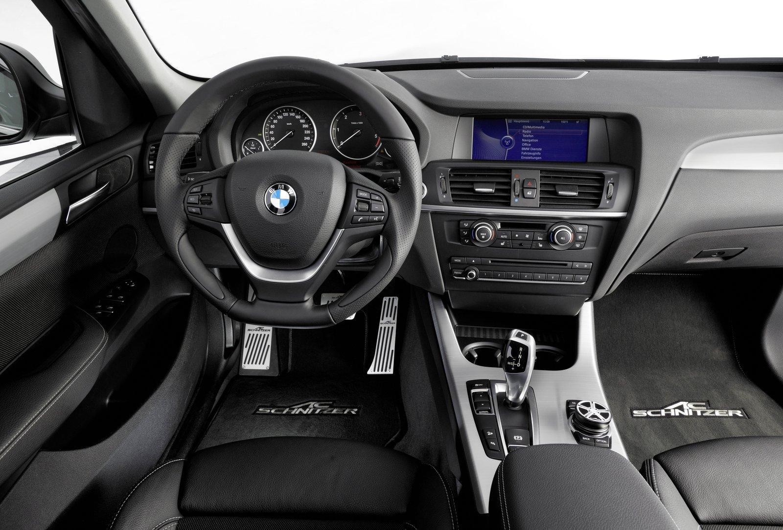AC Schnitzer BMW X3 F25 - фотография №19