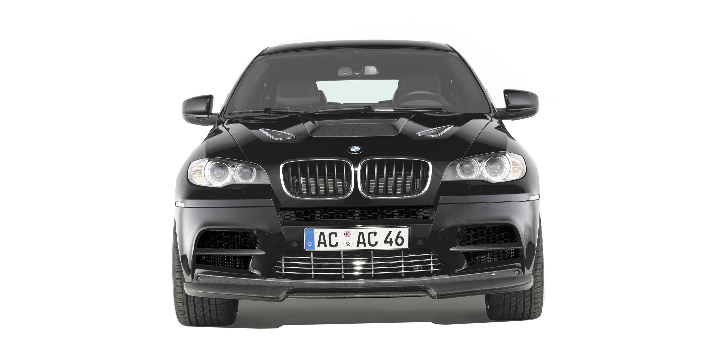 AC Schnitzer BMW X6 M - чем больше, тем лучше - фотография №1