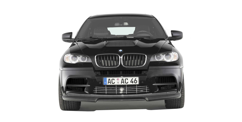 AC Schnitzer BMW X6 M - чем больше, тем лучше - фотография №2