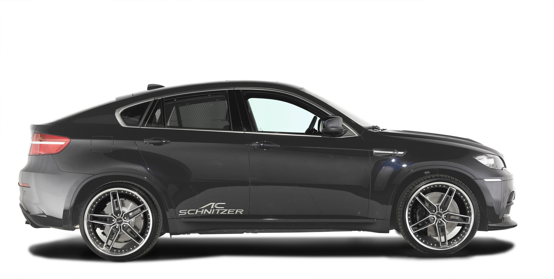 AC Schnitzer BMW X6 M - чем больше, тем лучше - фотография №5