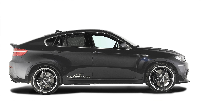 AC Schnitzer BMW X6 M - чем больше, тем лучше - фотография №7