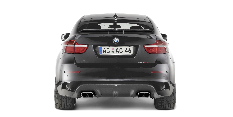 AC Schnitzer BMW X6 M - чем больше, тем лучше - фотография №11