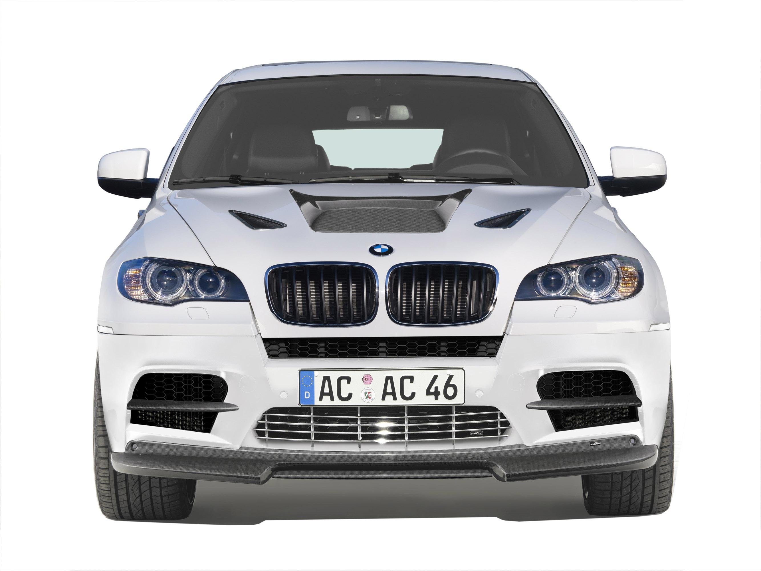 AC Schnitzer BMW X6 M - чем больше, тем лучше - фотография №15
