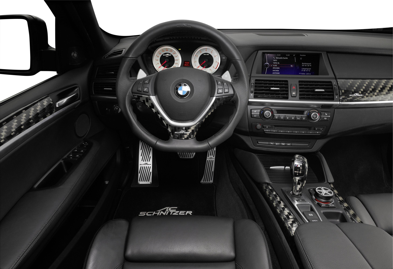 AC Schnitzer BMW X6 M - чем больше, тем лучше - фотография №29