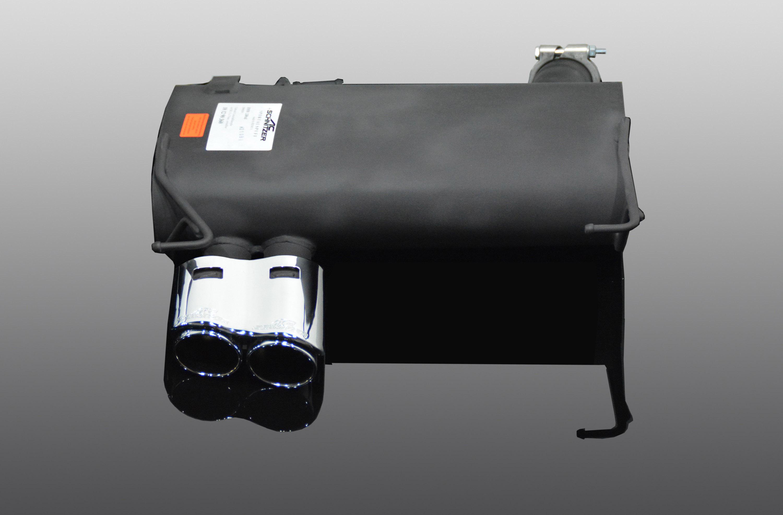 АС Шнитцер выхлопные системы для гоночных автомобилей [Фото и видео] - фотография №3
