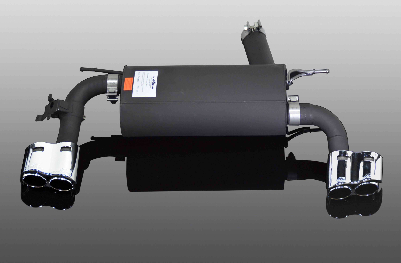 АС Шнитцер выхлопные системы для гоночных автомобилей [Фото и видео] - фотография №4