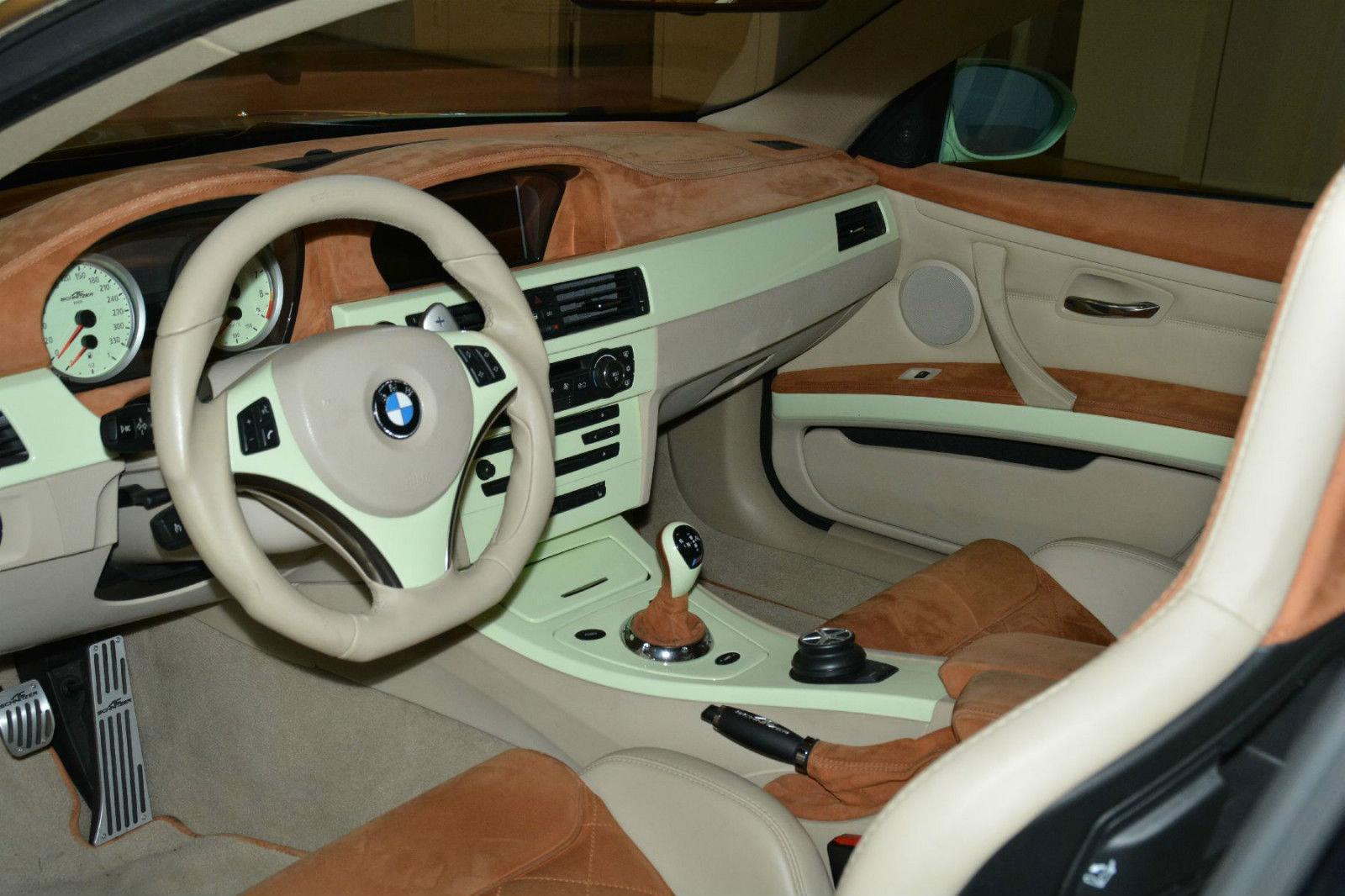 АС Шнитцер ГП 3.10 основанный на BMW Е92 335i - выставлен на продажу - фотография №9