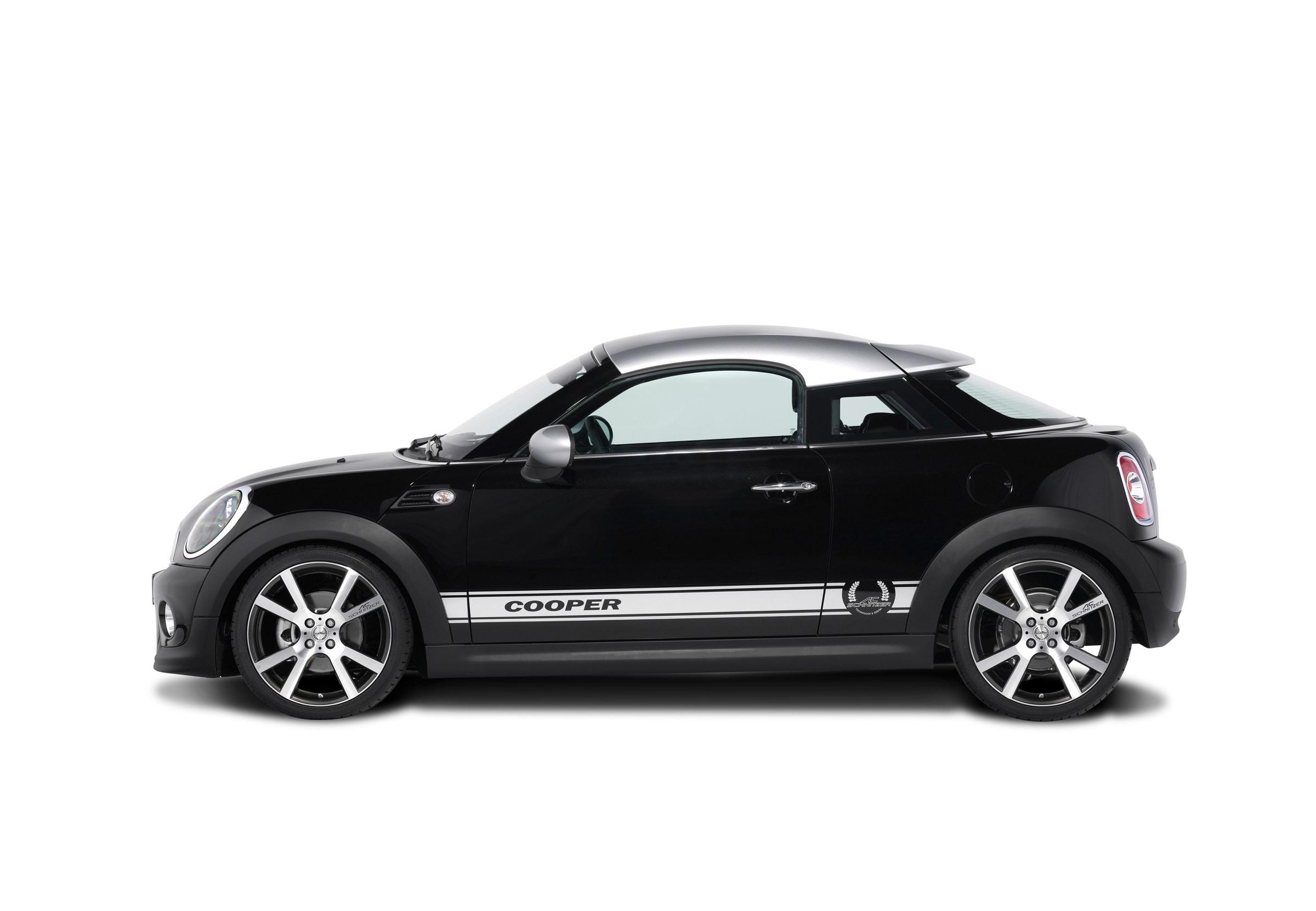 2012 AC Schnitzer MINI Cooper Coupé  - фотография №3