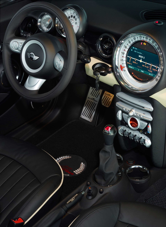 AC Schnitzer MINI Cooper Convertible - фотография №9