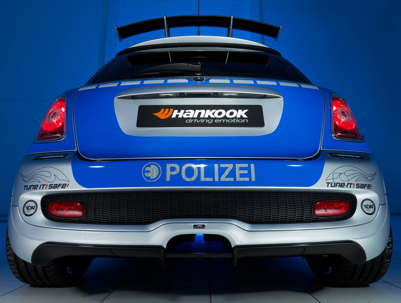 AC Schnitzer MINI E полиции - фотография №6