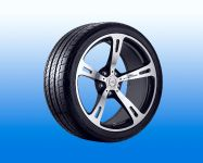 AC Schnitzer Type V Forged Alloy Rims