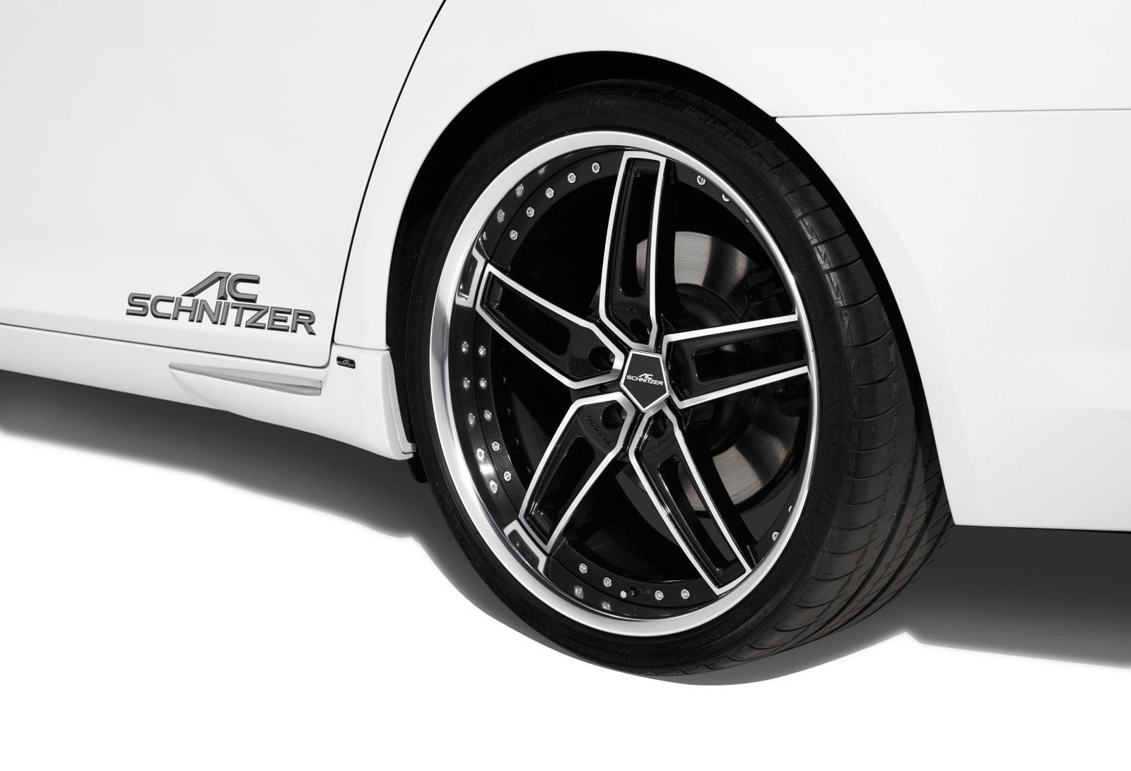AC Schnitzer Type VIII кованые Racing Wheel - фотография №2