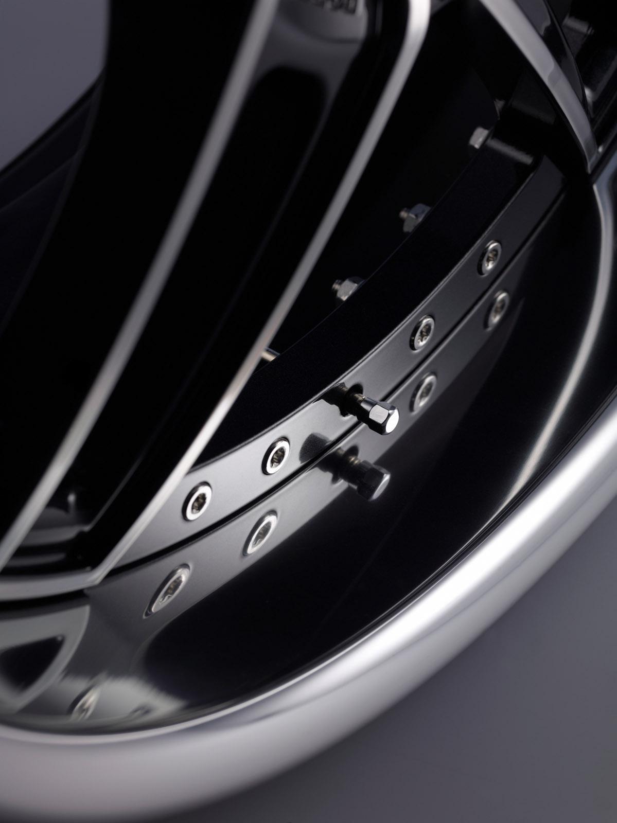 AC Schnitzer Type VIII кованые Racing Wheel - фотография №11