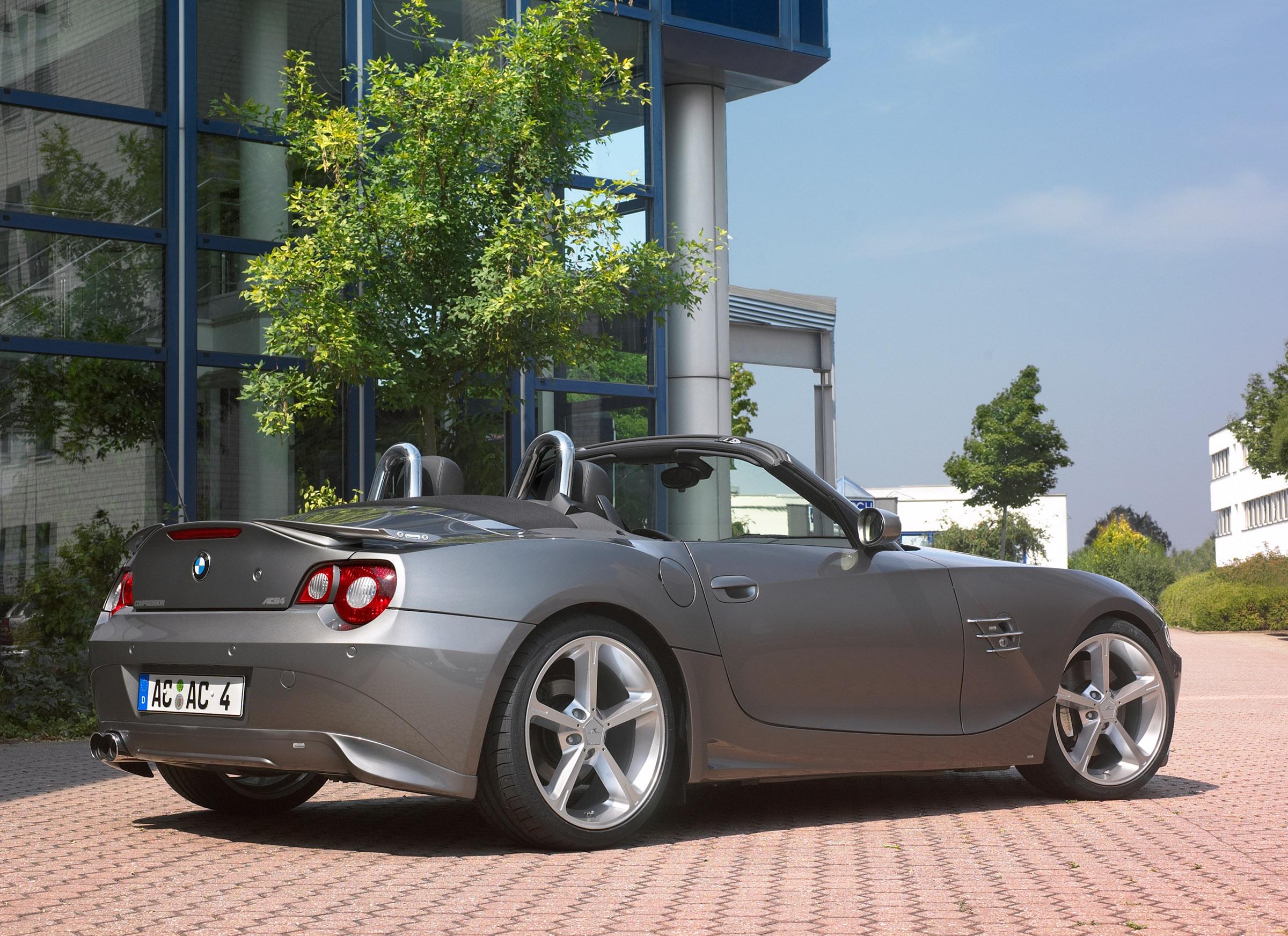 BMW кабриолеты от AC Schnitzer - фотография №9