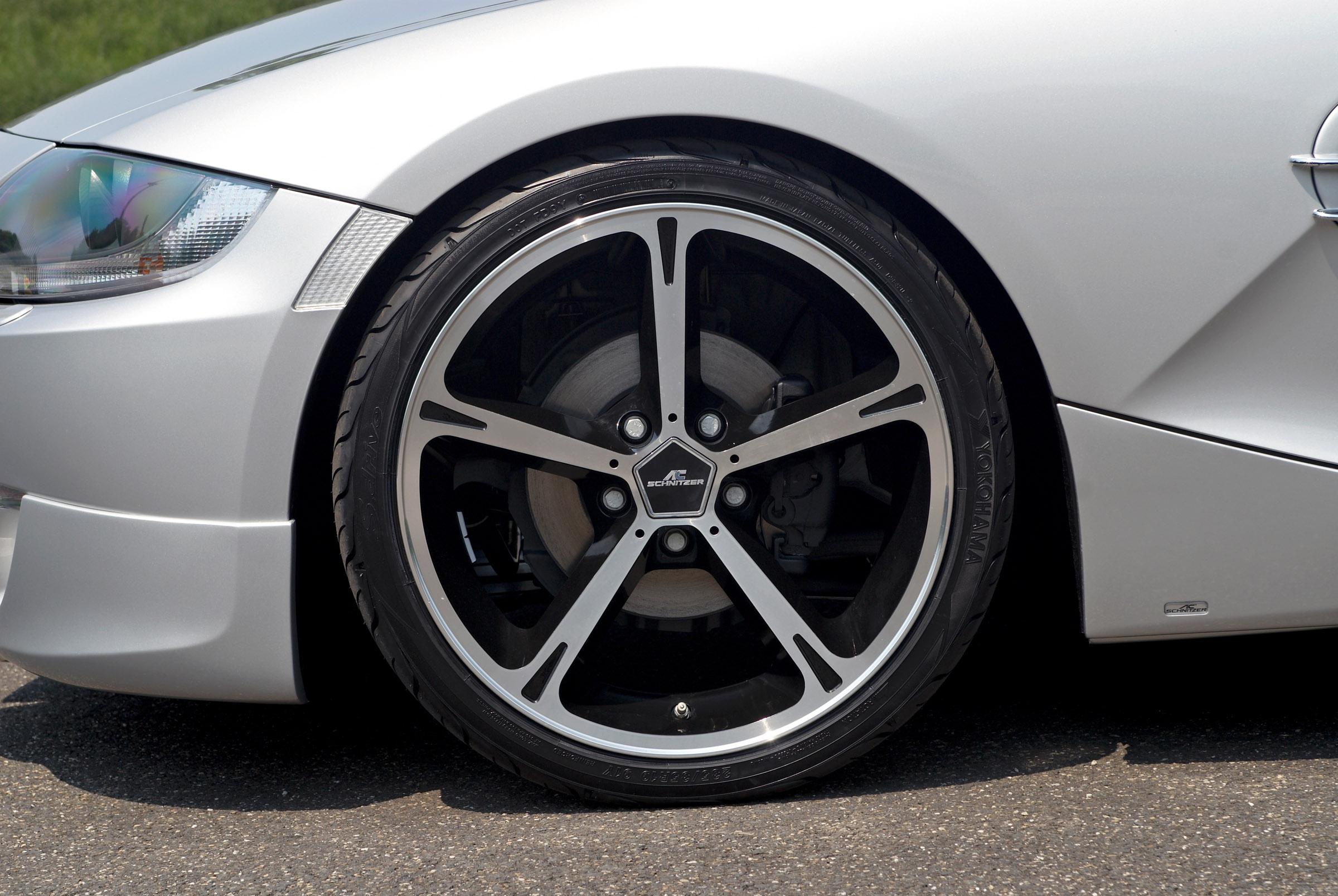 BMW кабриолеты от AC Schnitzer - фотография №14