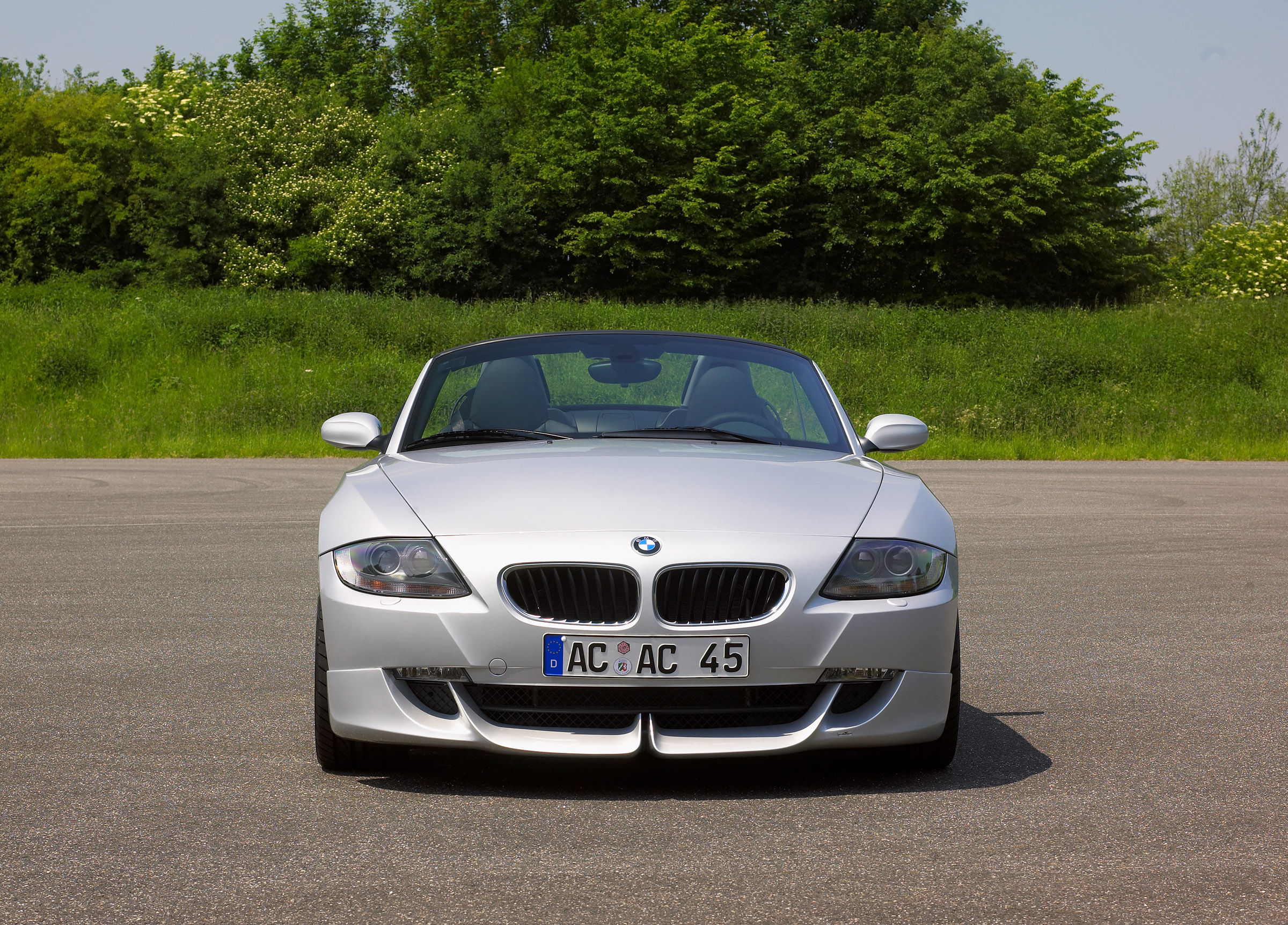 BMW кабриолеты от AC Schnitzer - фотография №16