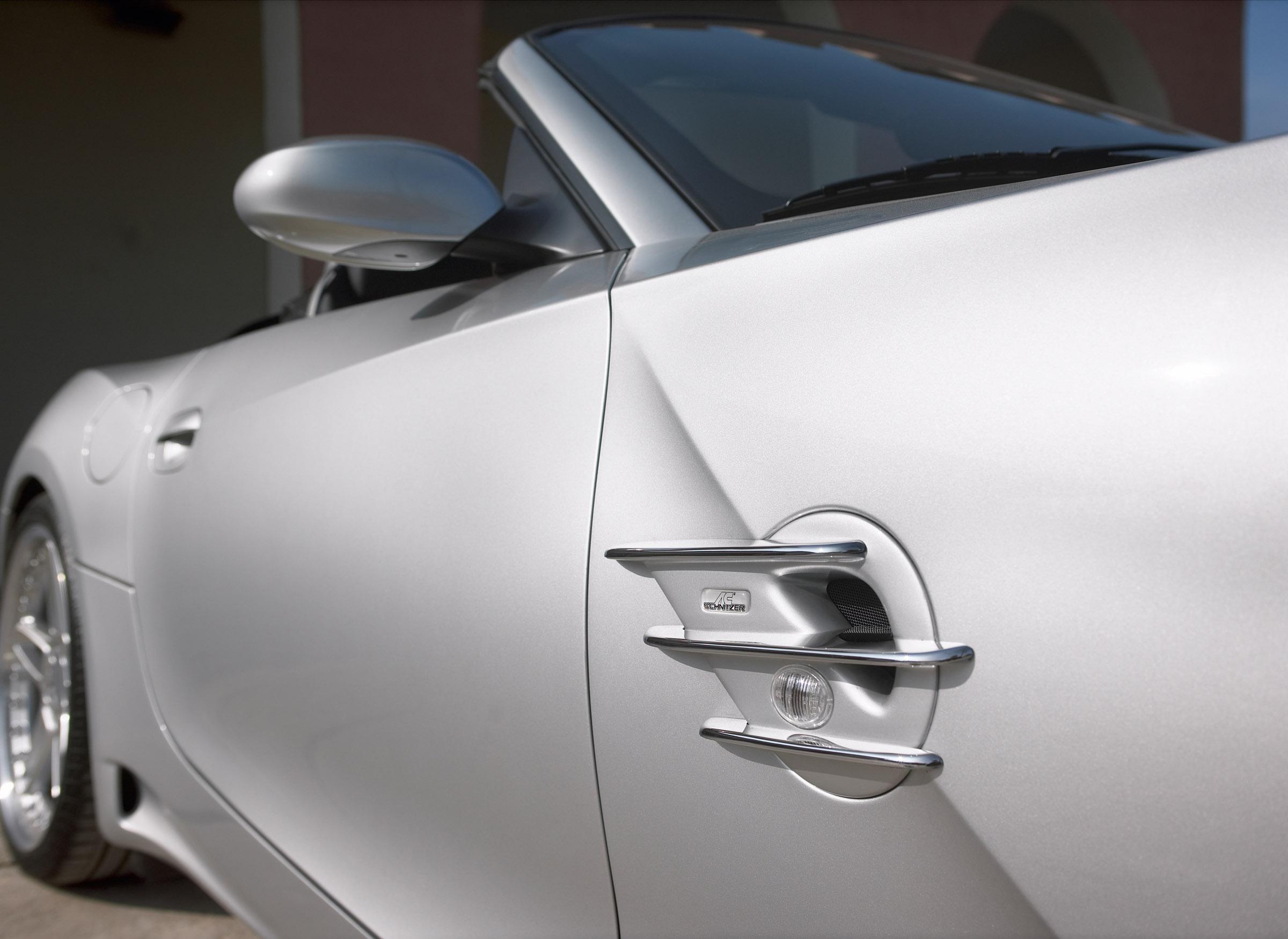 BMW кабриолеты от AC Schnitzer - фотография №20