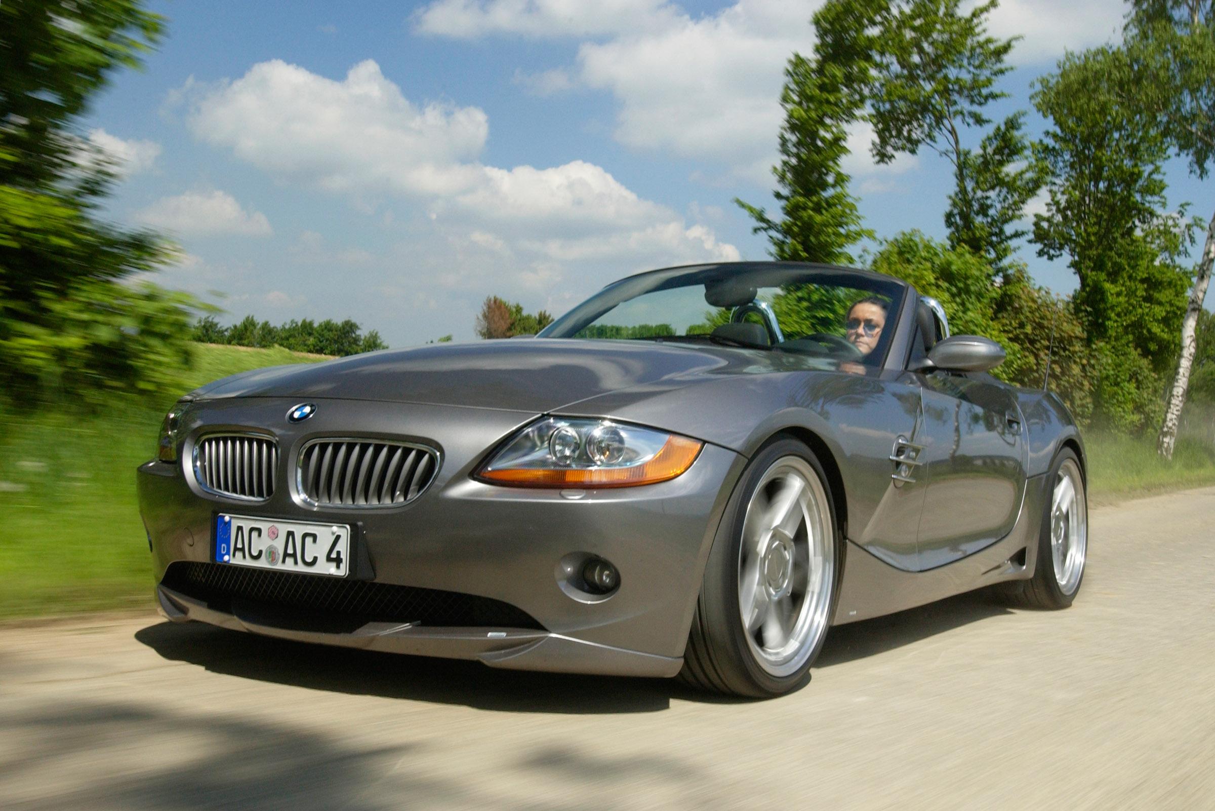 BMW кабриолеты от AC Schnitzer - фотография №21