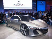 Acura NSX Concept Detroit 2012