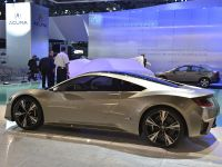 Acura NSX concept New York 2012