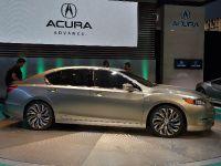 Acura NSX concept New York 2012