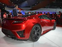 Acura NSX Detroit 2015