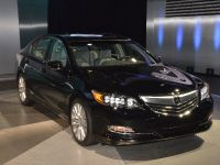Acura RLX Los Angeles 2012