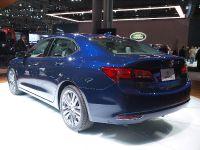 Acura TLX New York 2014