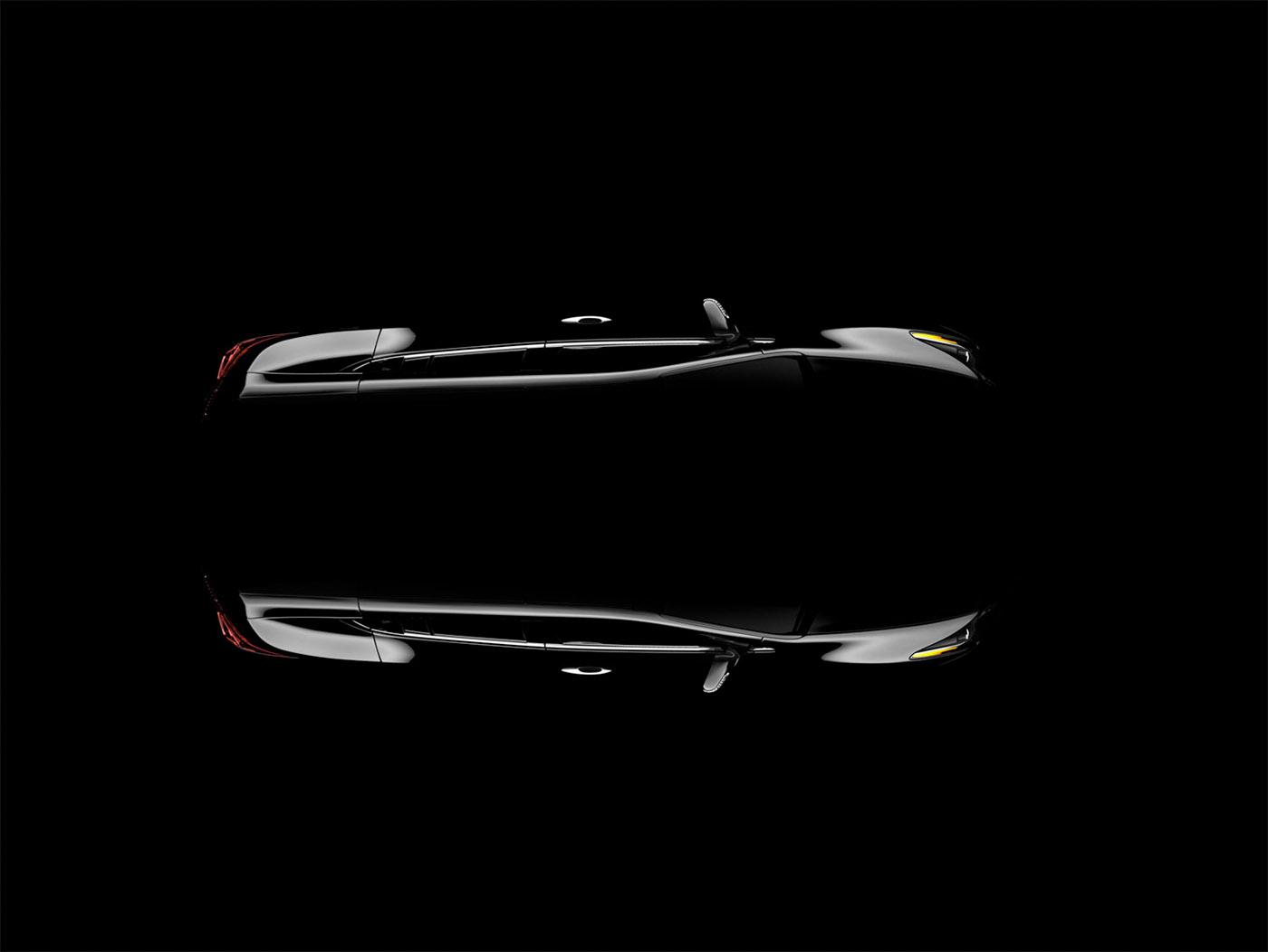 Новый Acura ZDX дебютирует на выставке New York International Auto Show - фотография №1
