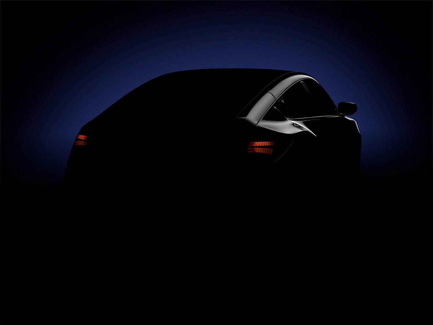 Новый Acura ZDX дебютирует на выставке New York International Auto Show - фотография №3