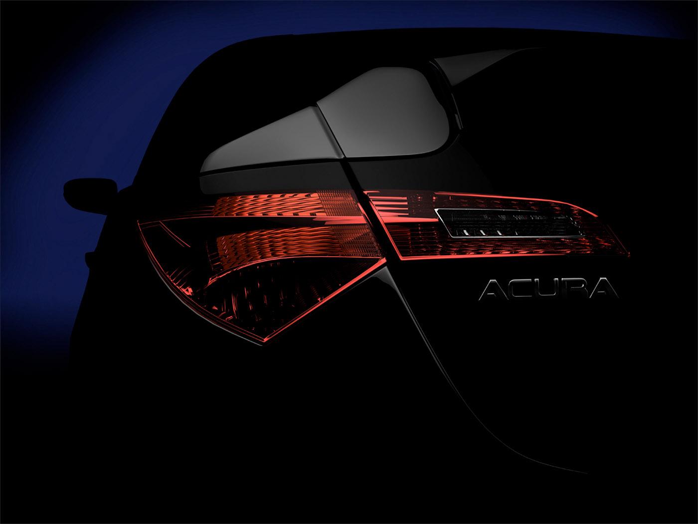Новый Acura ZDX дебютирует на выставке New York International Auto Show - фотография №4