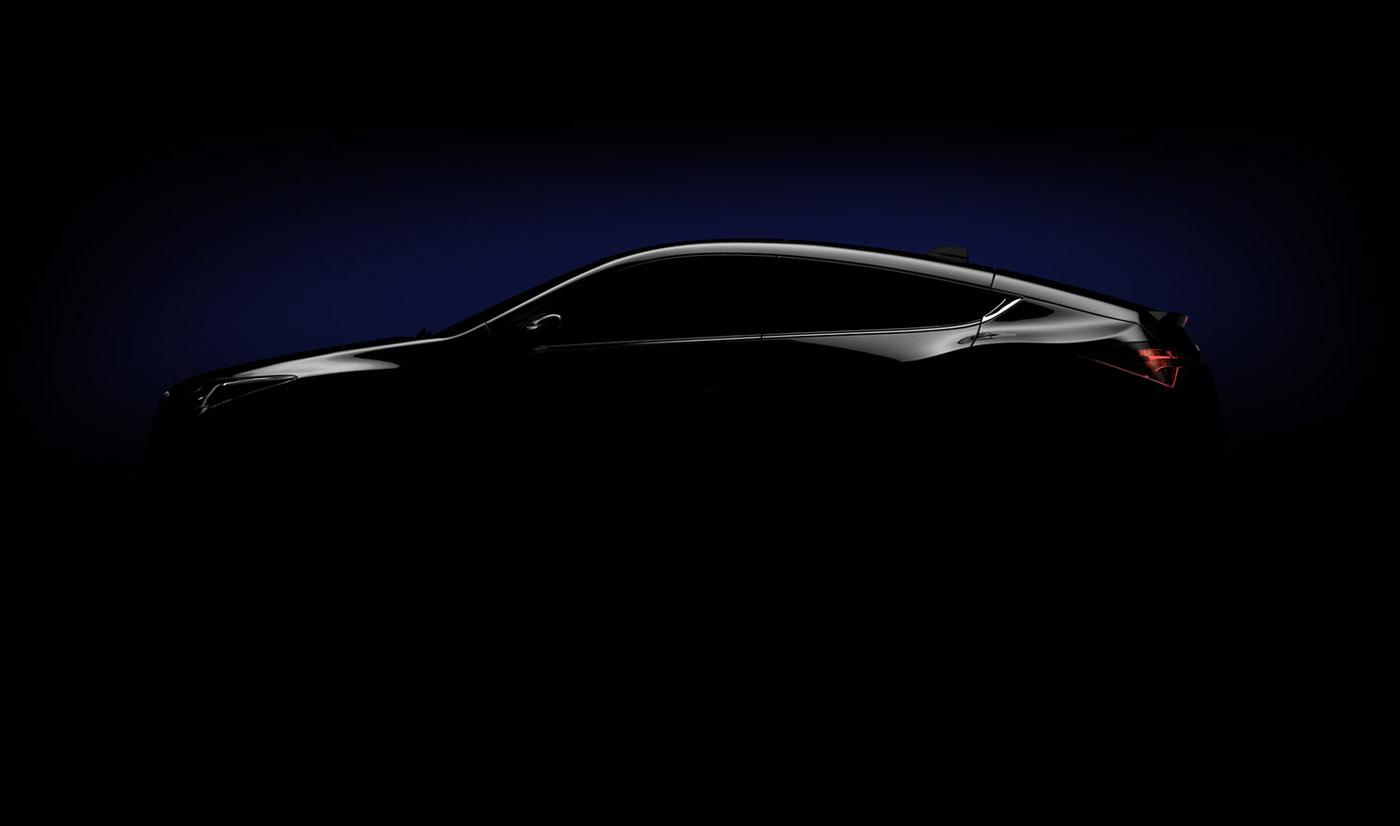 Новый Acura ZDX дебютирует на выставке New York International Auto Show - фотография №5