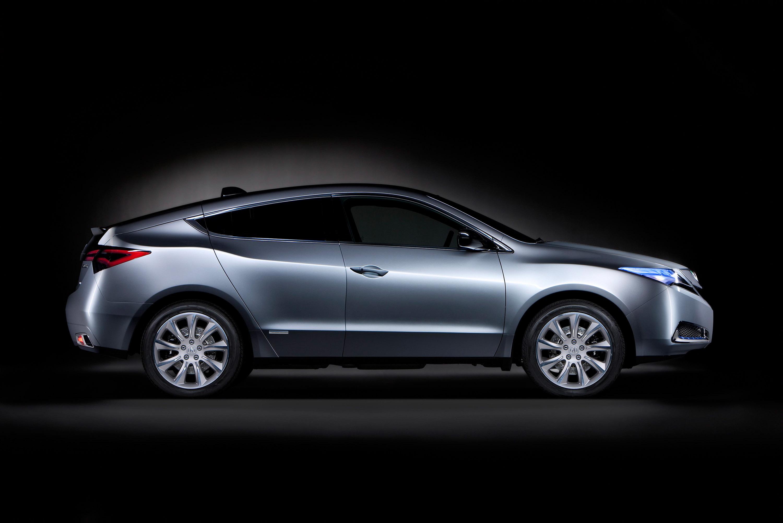 Новый Acura ZDX дебютирует на New York International Auto Show - фотография №2