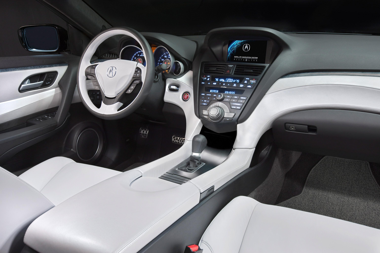 Новый Acura ZDX дебютирует на New York International Auto Show - фотография №12