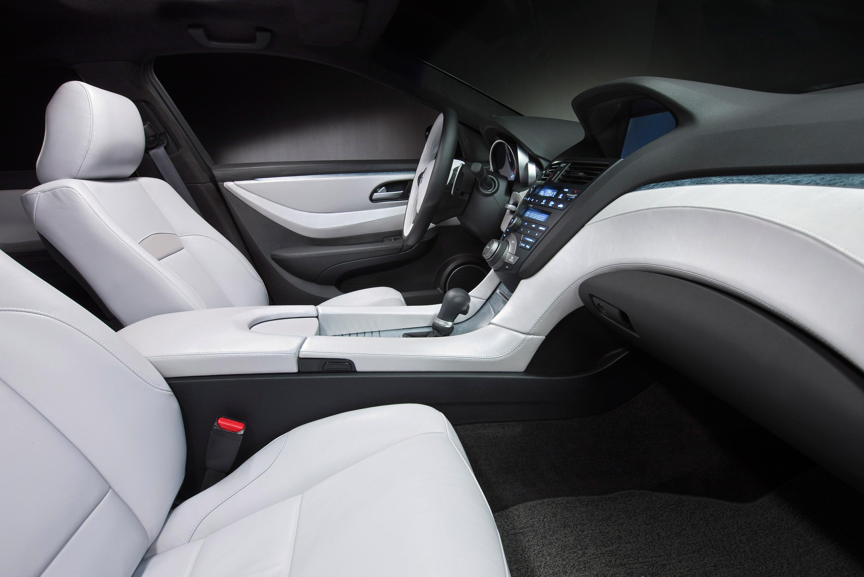 Новый Acura ZDX дебютирует на New York International Auto Show - фотография №13