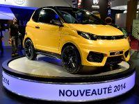 Aixam GTO Paris 2014