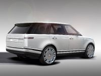 Alcraft Motor Company Range Rover Study