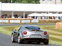 Alfa Romeo 4C 2013 Goodwood Festival of Speed