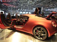 Alfa Romeo 4C Geneva 2011