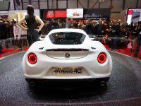 Alfa Romeo 4C Geneva 2013
