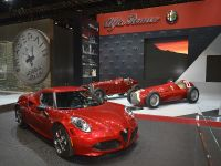 Alfa Romeo 4C Launch Edition Chicago 2015