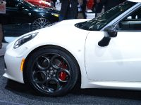 Alfa Romeo 4C New York 2014