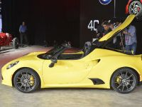 thumbs Alfa Romeo 4C Spider Detroit 2015