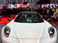 Alfa Romeo 4C Spider Geneva 2014