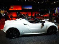 Alfa Romeo 4C Spider Paris 2014
