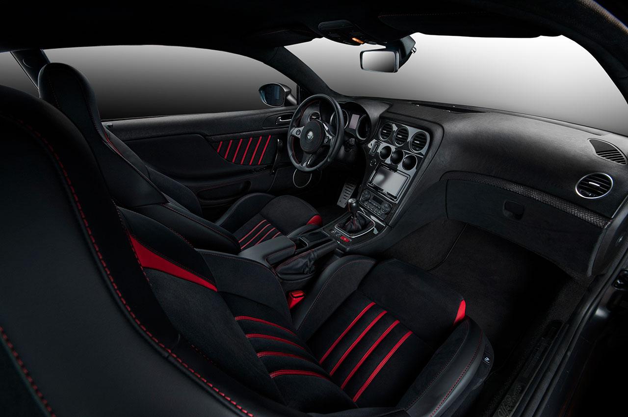 Alfa Romeo Brera by Vilner [уникальные фотографии] - фотография №6
