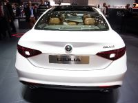 Alfa Romeo Giulia Geneva 2016