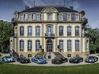 All Bugatti Veyron Legend Editions
