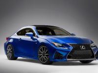 All-new Lexus RC F
