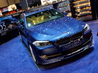 Alpina BMW D5 Bi-Turbo Touring Geneva 2012